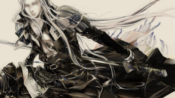 Download Kumpulan Wallpaper Anime Final Fantasy HD Terbaru