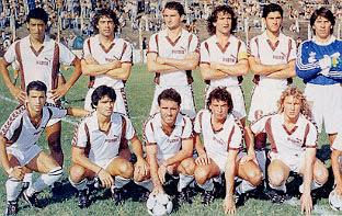 Platense 1989/90