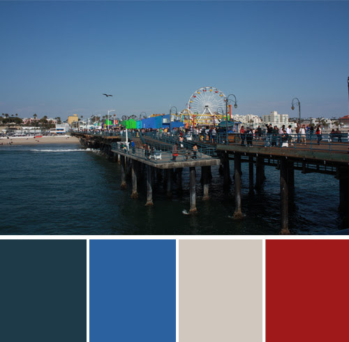 color-palette-blog-walk-santa-monica-pier-los-angeles