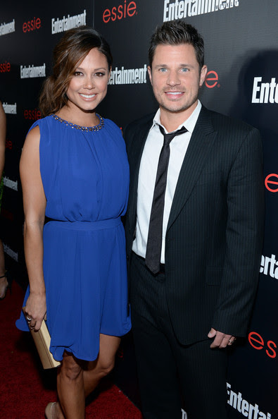 Nick Lachey - The Entertainment Weekly Celebration Honoring This Year's SAG Awards Nominees Sponsored By TNT & TBS And essie - Red Carpet