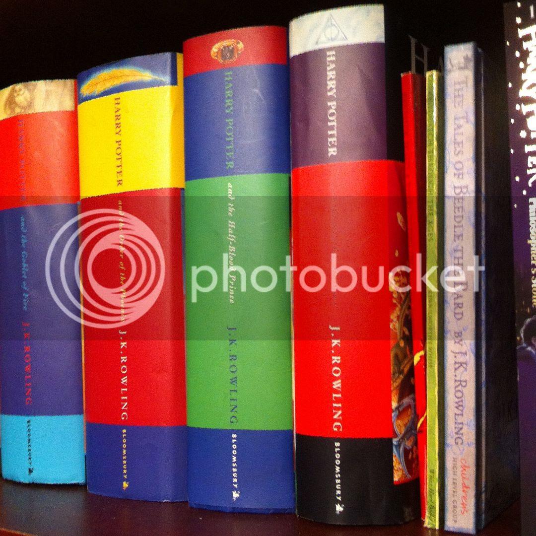 J.K. Rowling's books