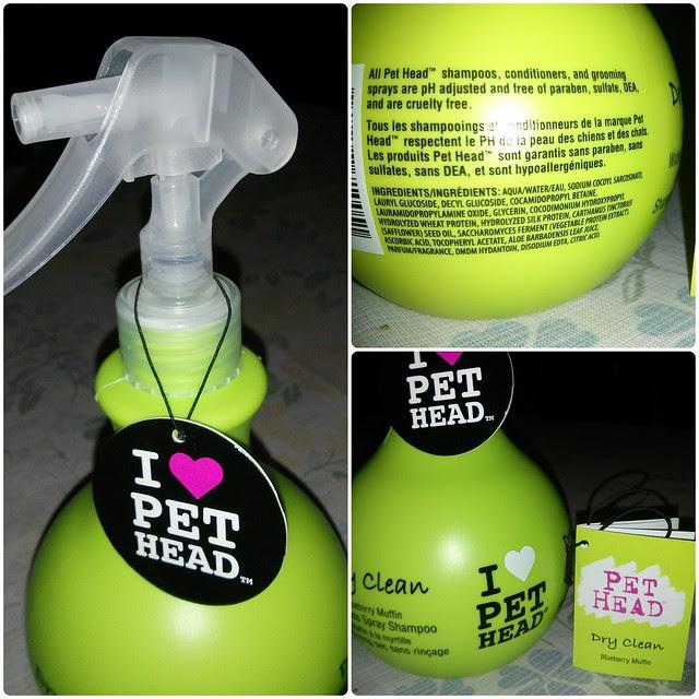 Pet Head Dry Clean