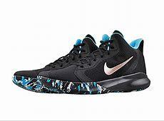 """Nike Precision III """"Blue Camo""""   manelsanchez.com"""