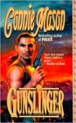 This is Gunslinger by Connie Mason's Cover from the Amazon store.