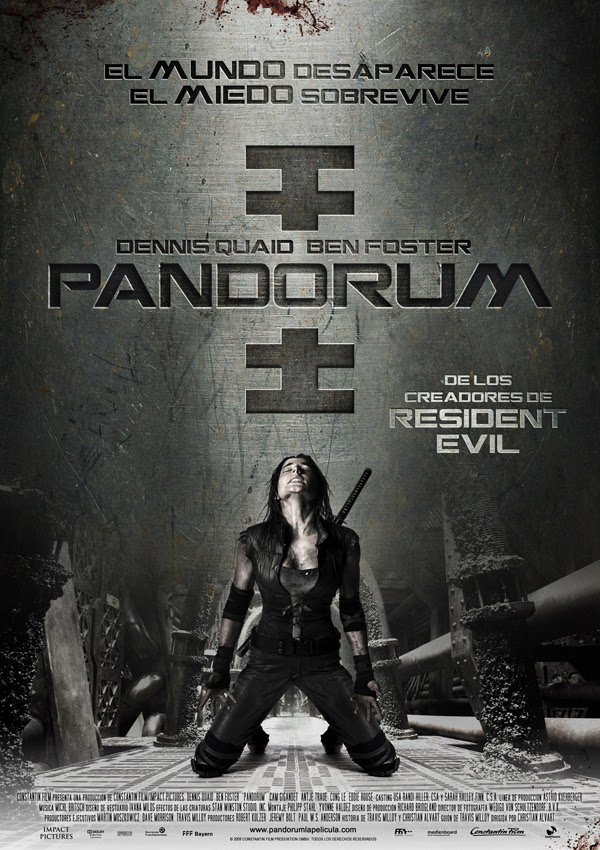 Pandorum (Christian Alvart, 2.009)
