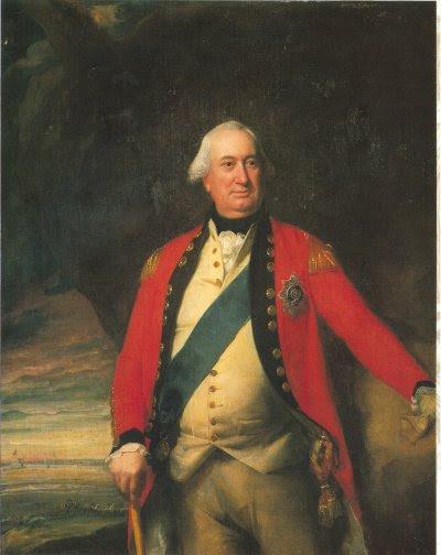 John Singleton Copley: Charles Cornwallis, First Marquis of Cornwallis (1738 - 1805)