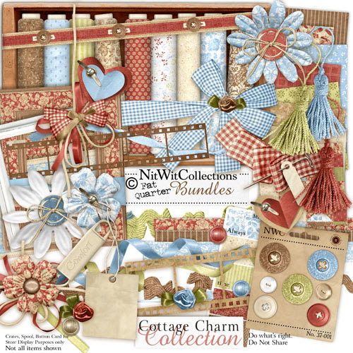 FQB - Cottage Charm Collection