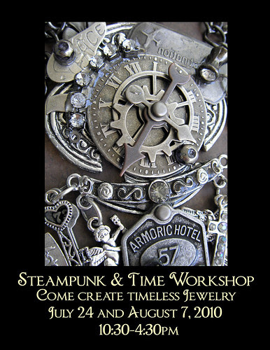Steampunk & Time Workshop