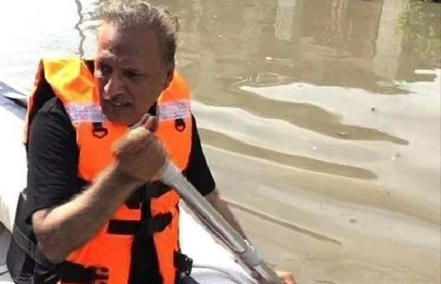 Islamabad Rains: President Alvi offers help to islamabad administration | Daily Pakistan