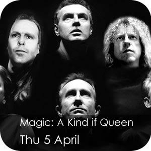 Magic: A Kind of Queen - Thu 5 April