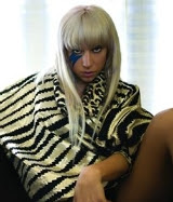 Lady Gaga:  Must stay at least 100 yards away from