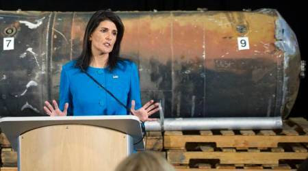 US urges UN to punish Iran, but Russia says nosanctions