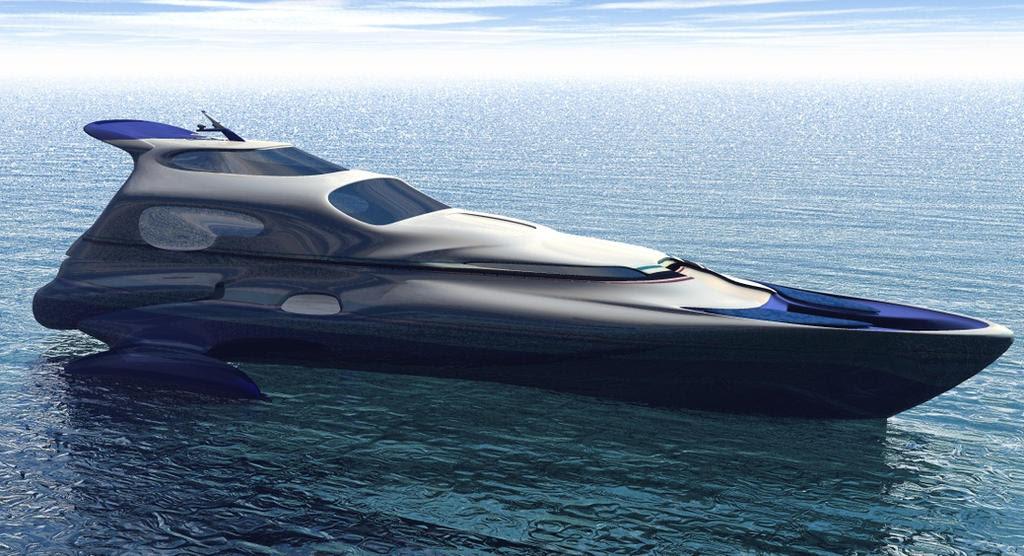 MMD Fantasy Yacht