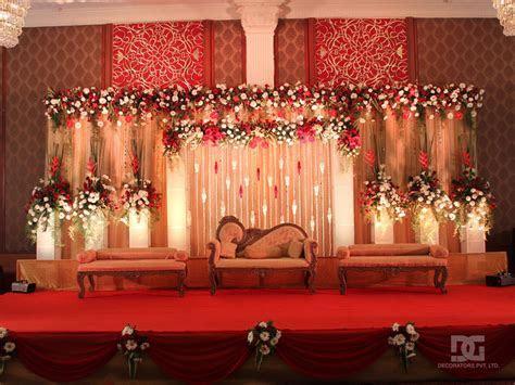 Wedding Decoration   Indoor Stage Backdrop