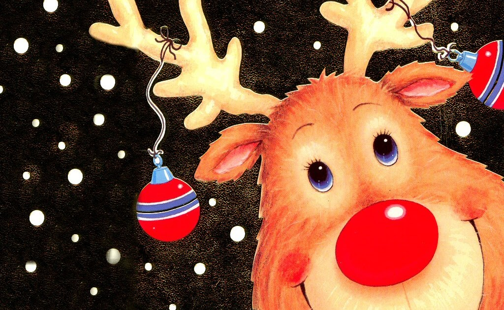 Begin 2.0: Rudolph the red-nosed reindeer