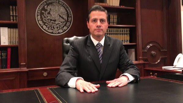 """Peña Nieto: """"Repruebo continuar la construcción de un muro; México no pagará"""""""