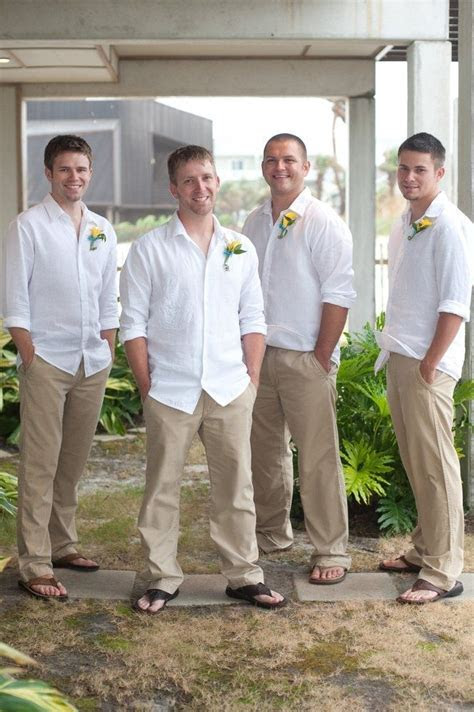 men's beach wear for weddings   Beach wedding dress