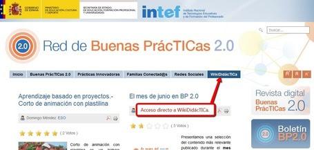 WikiDidácTICa: garantías de éxito en tu aula | Educación en Castilla-La Mancha | Scoop.it