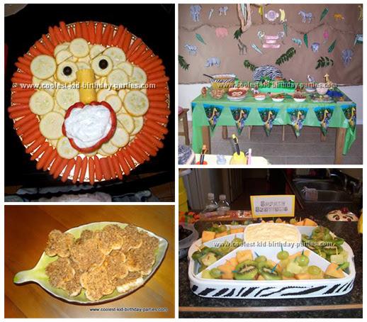 Coolest Safari Theme Party Ideas