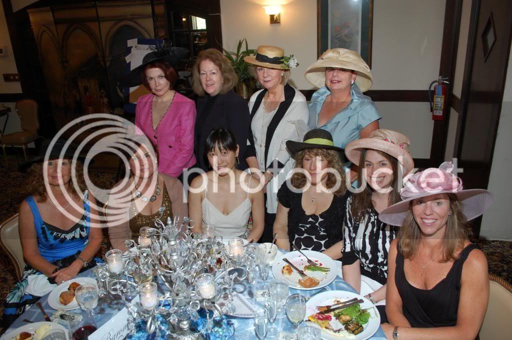 The Royal Wedding at The Smoke Rise Inn - Table 8