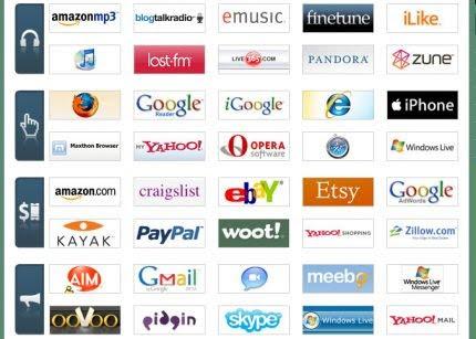 Top 100 Web Applicatoins at webware.com