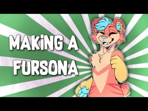 How to Make a Fursona - SolarSaber