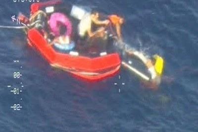 Novo naufrágio no Mediterrâneo mata 50 imigrantes