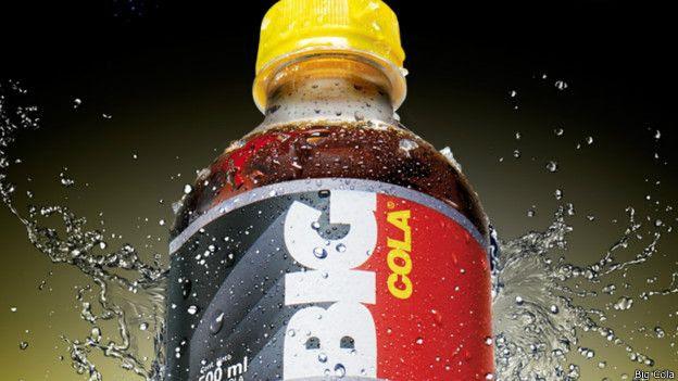 Big Cola fue uno de los éxitos empresariales del año.
