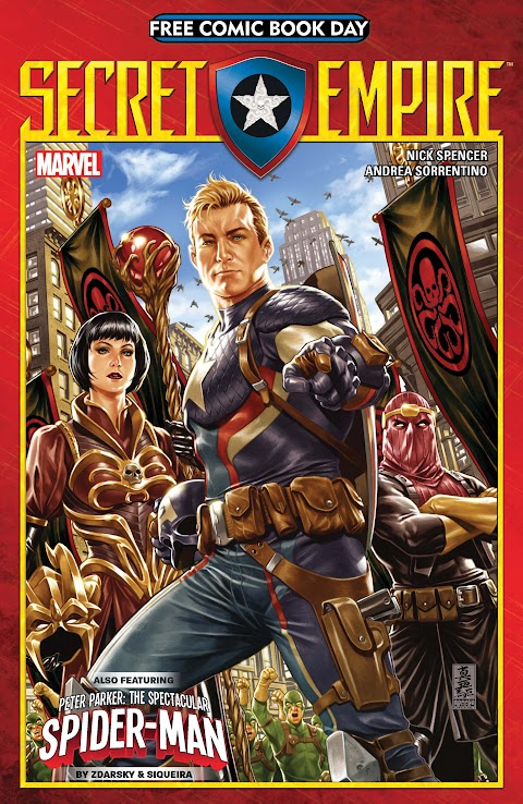 Secret Empire Free Comic Book Day