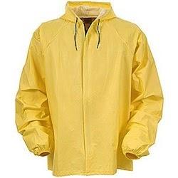 O2 Hooded Rain Jacket