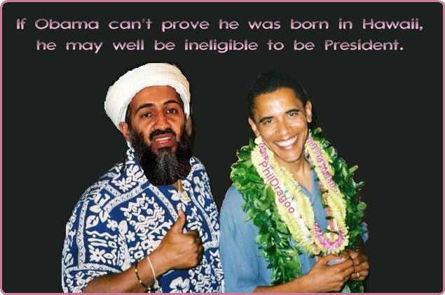 Obama & Ossama