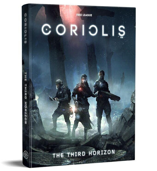 Image result for coriolis the third horizon