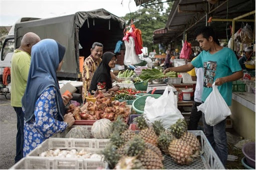 Malay Small Business Traders