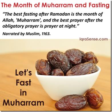 Лучший месяц для соблюдения поста после рамадана — мухаррам, месяц Аллаха, а лучшая молитва после обязательной молитвы — ночная [Муслим, 1163]