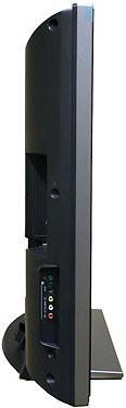 Sony Bravia KLV-40V300A (40-inch LCD Display Panel) - Slim Side