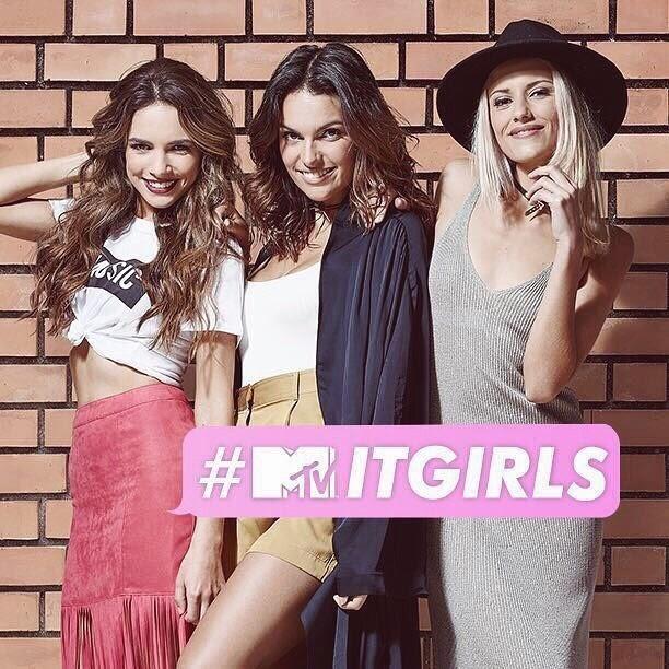 MTV IT Girls o novo Programa de bloggers!