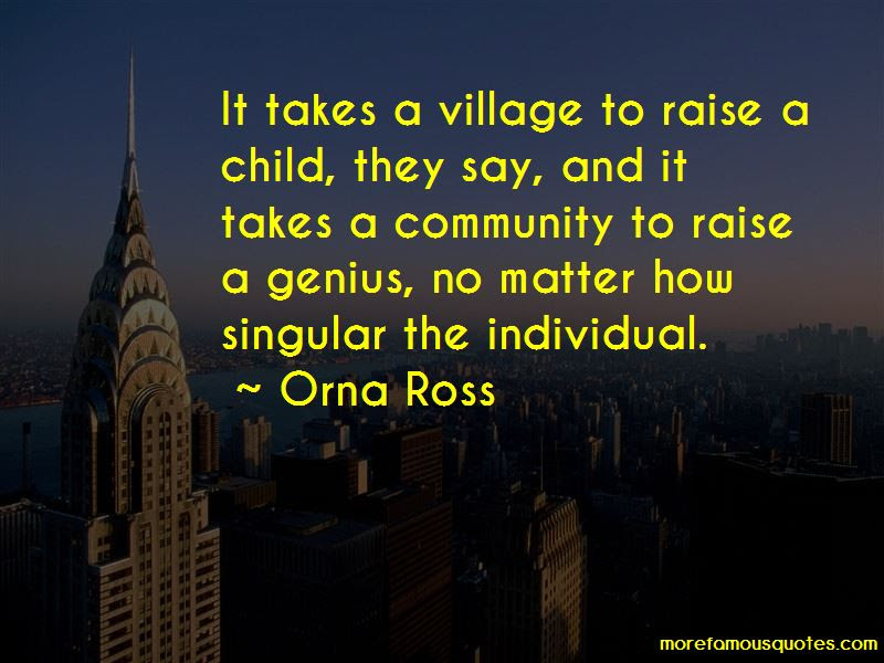 Takes A Village To Raise A Child Quotes Top 10 Quotes About Takes A