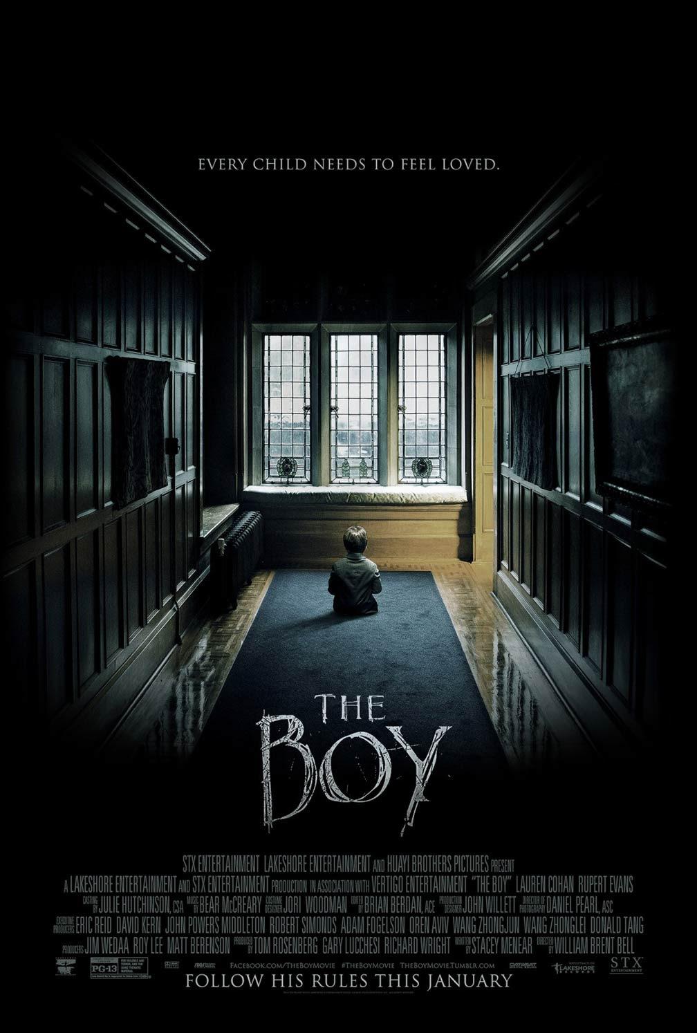 #theBoy