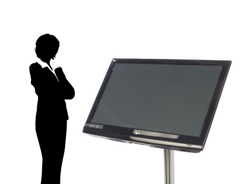 Touch Screen Tv With Stand