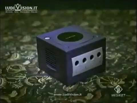 Nintendo GameCube - Life's a game (2002)