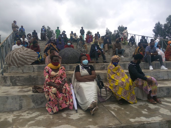 Nyabihu: Uko 'Isange mu ndorerwamo' yabaye urufunguzo rwo kubabarirana ku bahemutse n'abahemukiwe muri Jenoside -