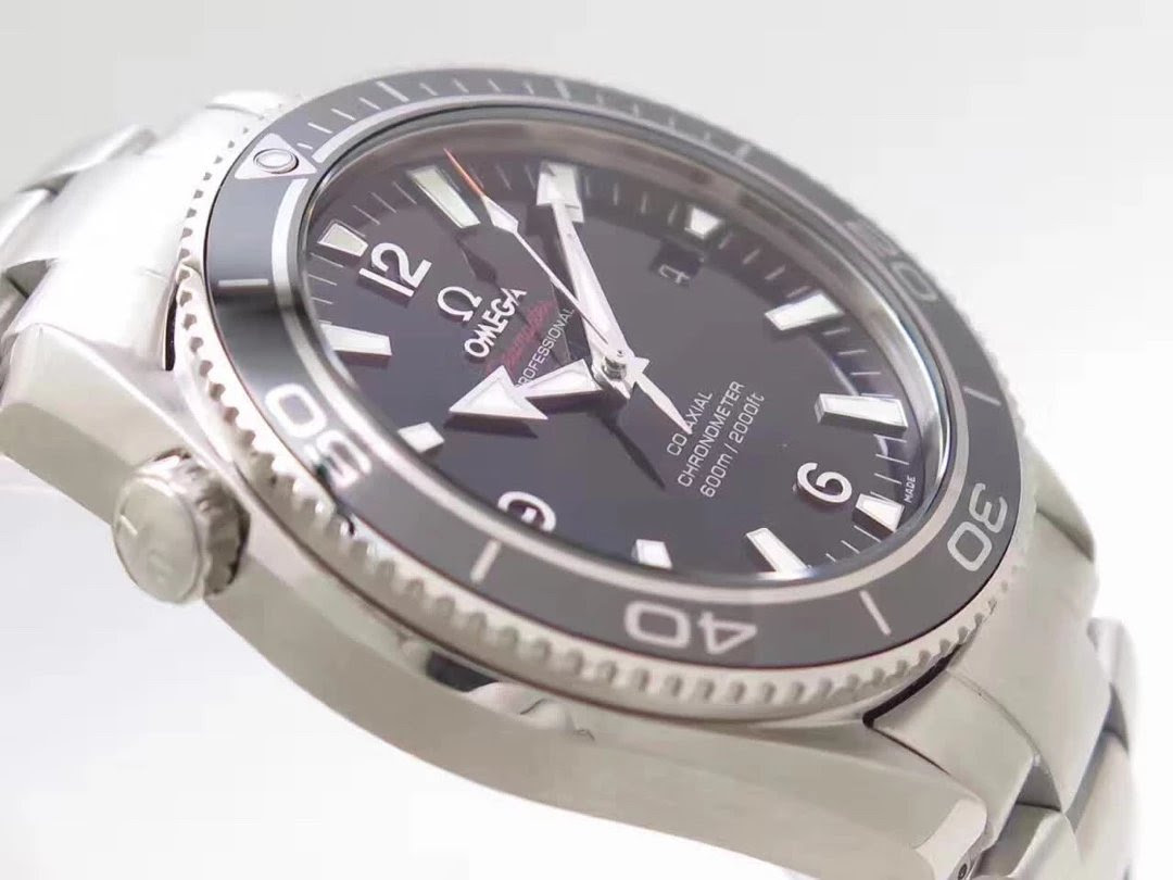 Replica Omega Planet Ocean Black Ceramic Bezel