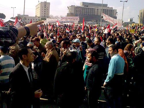 Egypt Revolution Day 15