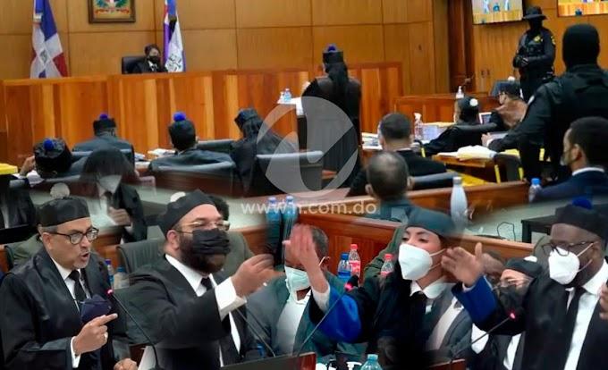 DESCONFIANZA Y ENFRENTAMIENTOS ENTRE MP Y DEFENSA MATIZAN COERCIÓN OPERACIÓN CORAL