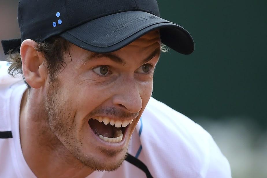 Em jogo duro, Murray vence de virada e avança em Roland Garros