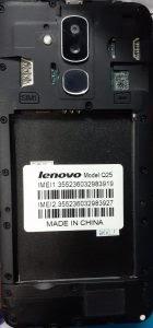 Lenovo Clone Q25 Flash File Firmware