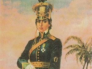 Maria Quitéria (Foto: Reprodução/TV Bahia)