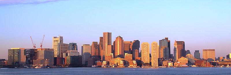 File:Boston skyline at earlymorning.jpg