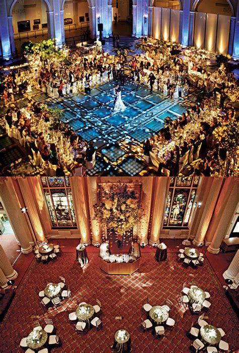 New York Wedding Guide   The Reception   New and Classic