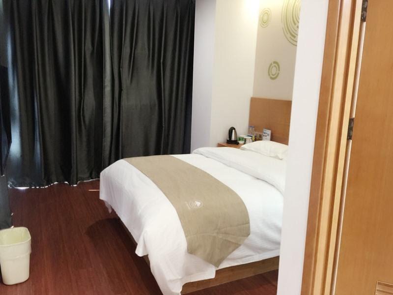 Price GreenTree Inn Nanjing Jiangning District Jiulonghu Metro Station Express Hotel